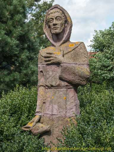 Bolsward -  Sint Franciscus van Assisi