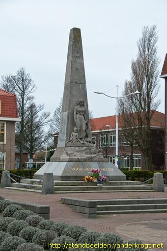 Den Helder -  Marinemonument