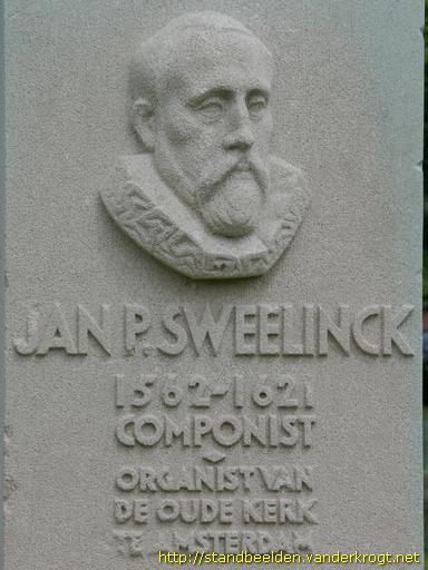 Den Haag -  Jan Pietersz. Sweelinck